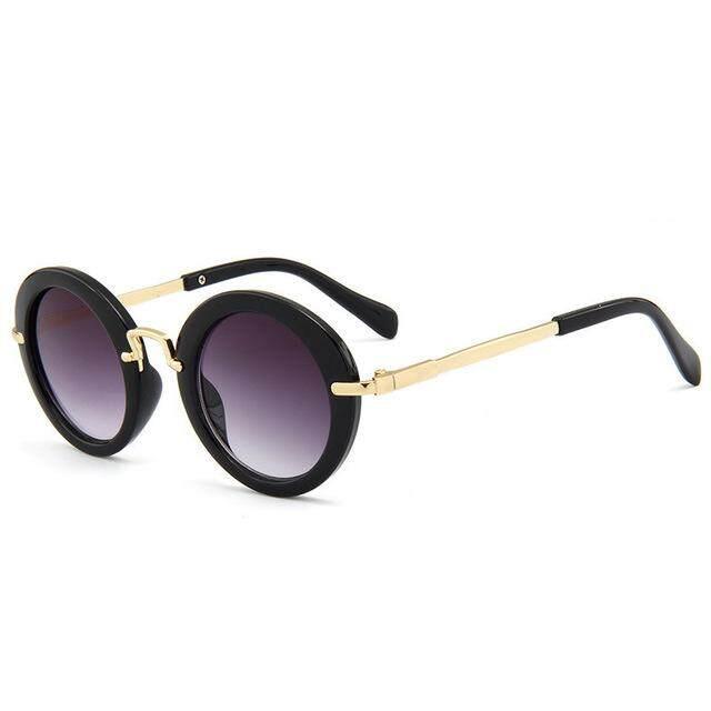 48d88501d77c UVLAIK 2018 Kids Sunglasses Boys Brand Children Round Sun Glasses For Girls  Baby Goggles UV400 Eyewear