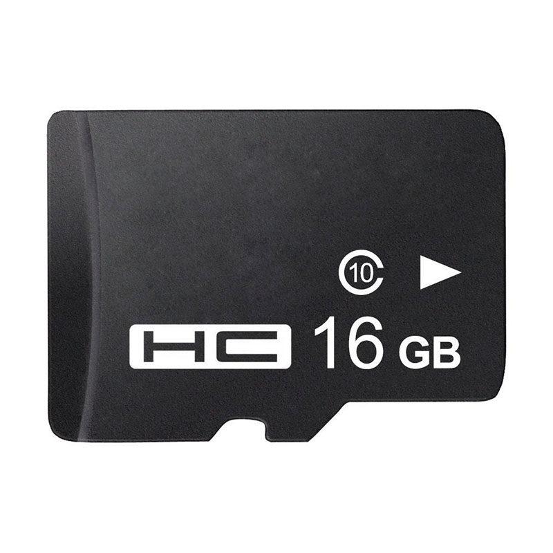 High Speed 16GB mini SD Card Memory miniSD miniSDHC Class 10