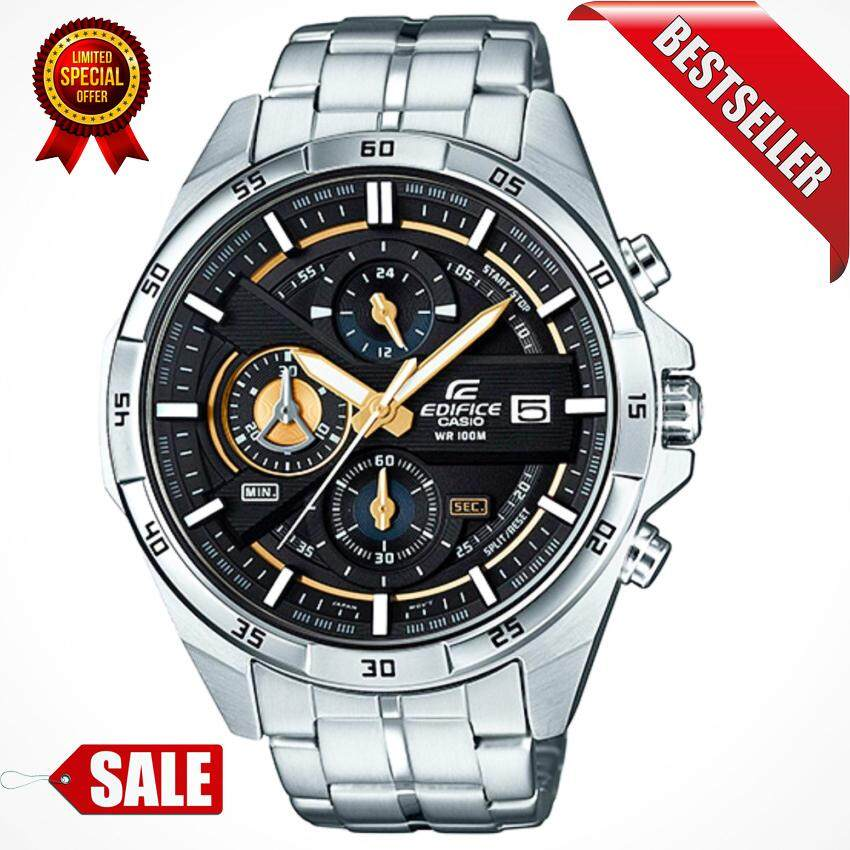 Special Promotion Premium Quality EFR-556D-1AV Men Fashion Water Resistant Watch Malaysia