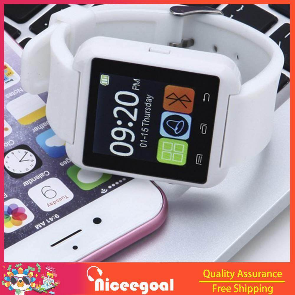 Niceegoal U8 without sea wave altimeter smart watch smart watch GSM SIM for iPhone for Samsung for Android for iOS waterproof high quality comfortable to wear