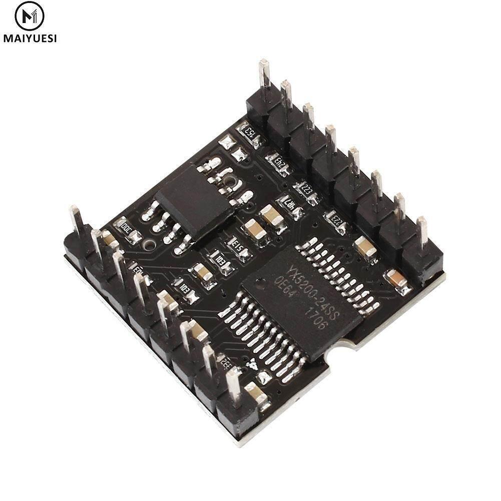 Thẻ Ổ Đĩa U Mini MP3 Người Chơi Âm Nhạc Âm Thanh Mô Đun Bảng Mạch Cho Arduino