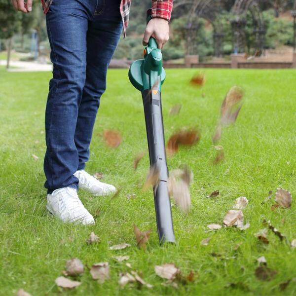 EAST Garden Electric Leaf Blower Outdoor Sweeper 10.8V Cordless Rechargeable Blowing Machine ET1301
