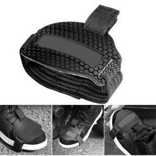 JustFar Đệm Cần Số Xe Máy Bọc Bảo Vệ Chống Trượt Cho Bốt Giày Bọc Cần Số Điều Chỉnh Được Thiết Bị Đạp Xe Thiết Thực thumbnail
