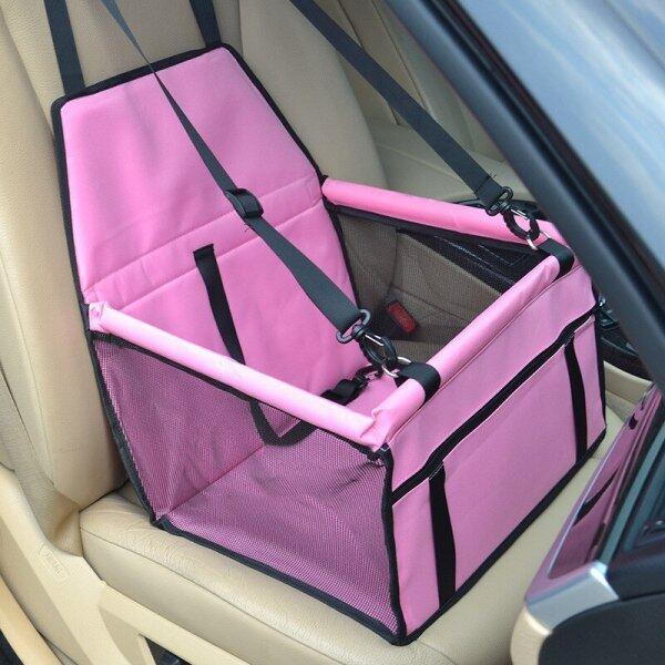 Du Lịch Dog Car Seat Bìa Gấp Võng Pet Carrier Bag Mang Cho Mèo Chó Transportin Perro Autostoel Hond