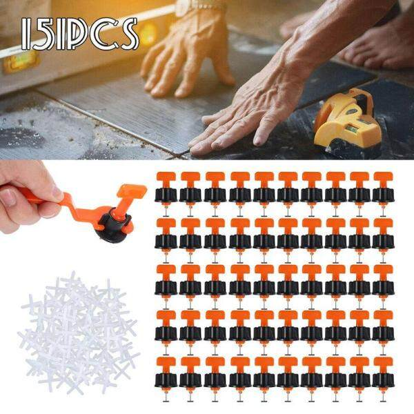 Tile Leveling System Tile Spacer Wall Leveler Wedges Spacers Flooring Wall Tile Carrelage Leveling Simplify The Work Phase Multi-purpose Use