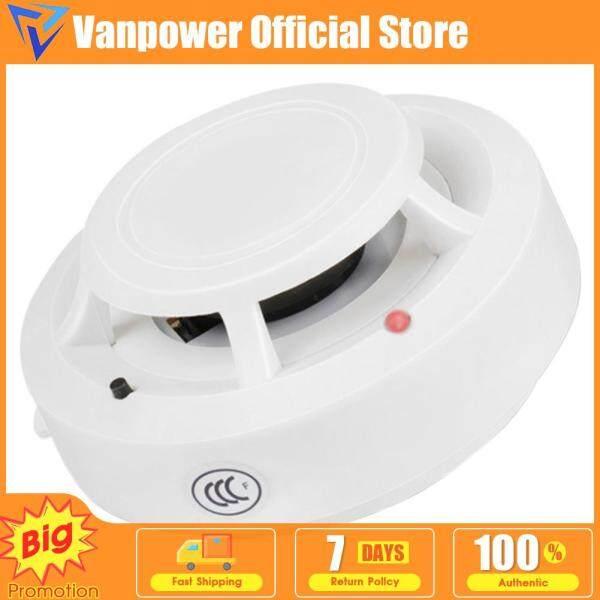 {Exquisite price} GD-SA1201W Smoke Fire Sensitive Detector Alarm Home Security Sensor Alarm