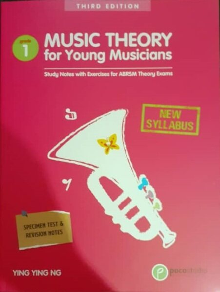 Music Theory For Young Musicians Grade 1 Malaysia