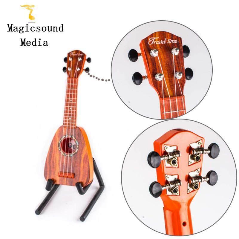 17 inch Đàn Ukulele Đàn Guitar Hawaii Nhựa Đàn Ukulele cho Bé Kids
