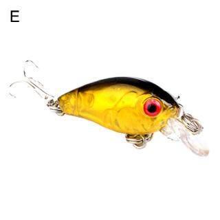 Mồi Câu Cá Giả Giống Như Thật 4.5Cm, Hay Do Dự Mồi Câu Cá Bơi thumbnail