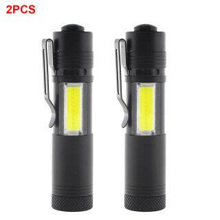 Đèn Pin LED 20000 Lumen, Túi Ngọn Đuốc Mini Đèn, Cắm Trại Đi Bộ Đường Dài Không Thấm Nước Nhỏ Đèn Pin thumbnail