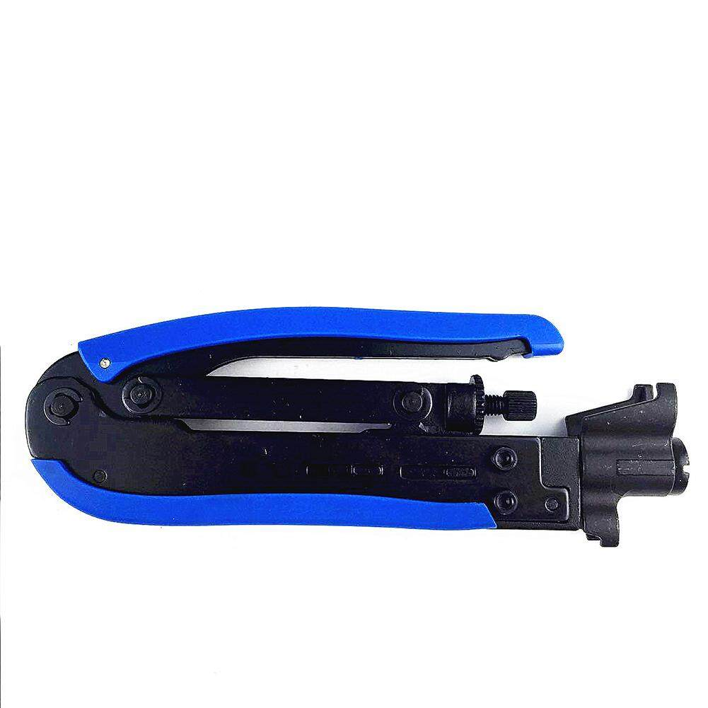 [DAXIA][COD][Freeshipping for 3 items]Wire Crimping Pliers Cable Clamp for RG59 RG6 RG11 Connector Sealed Waterproof Hand Tool