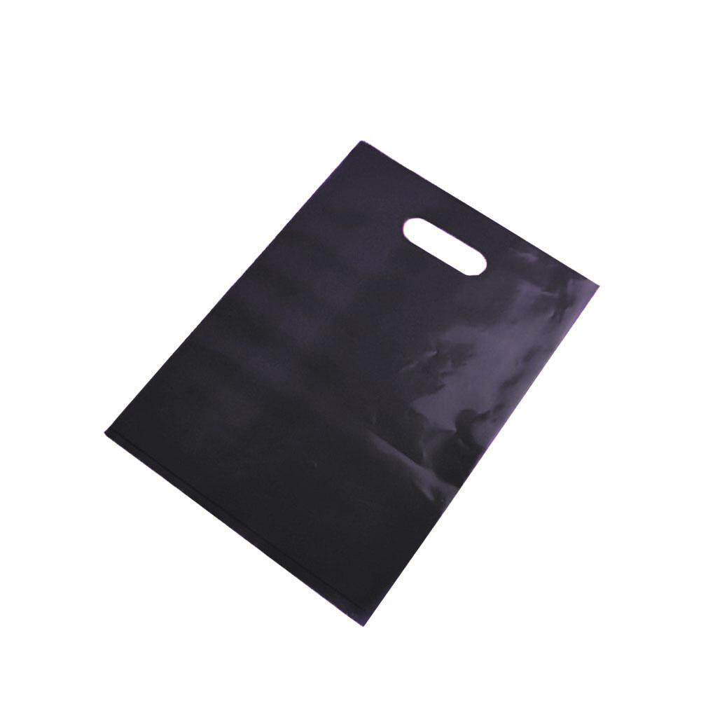 """50 9/"""" x 12/"""" WHITE  GLOSSY Low-Density Plastic Merchandise or Party Bags"""