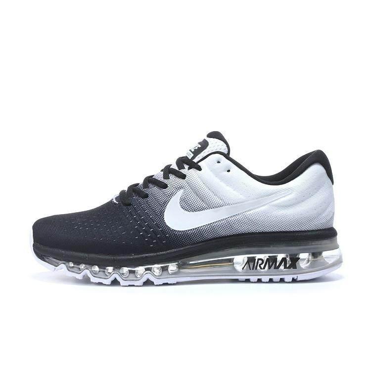 Original Nike Air Max 2017 Running Shoes Basketball Sport Sneakers Men 17AirM38