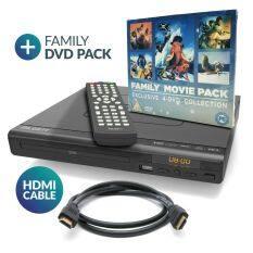 Đa Số Đầu DVD Nhỏ Gọn HDMI Nâng Cấp USB Đa Khu Vực HDMI Tùy Chọn