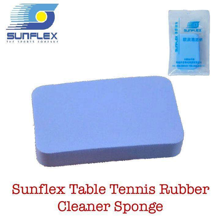 SUNFLEX Table Tennis Rubber Cleaner Sponge (Ping Pong)