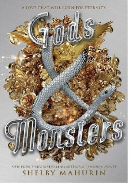 Gods & Monsters (Serpent & Dove #3): 9780063094369: By Mahurin, Shelby Malaysia
