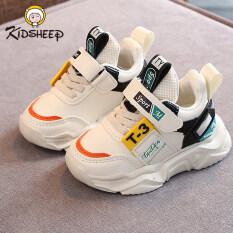 Kidsheep Giày trẻ em giày thể thao Thoáng Khí Thoải mái Giày thể thao bé trai bé gái cao cấp từ 3 – 7 tuổi siêu nhẹ đàn hồi kiểu dáng thời trang