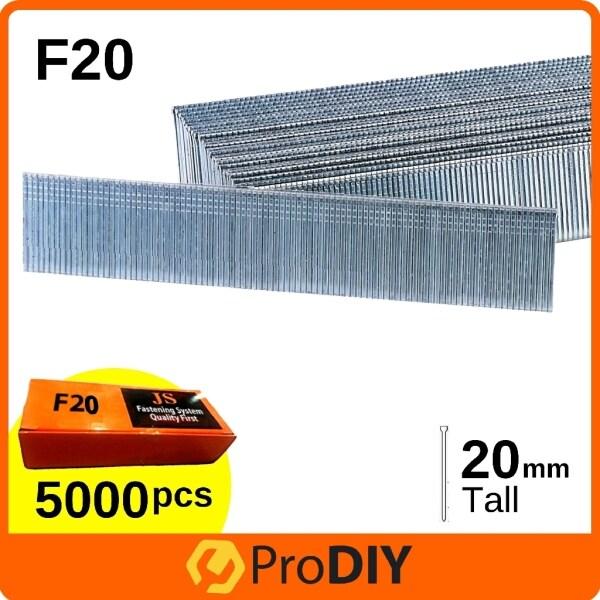 【Ready Stock Msia】 ♫F20 5000 Pcs Straight Nail For Nailer Gun✵