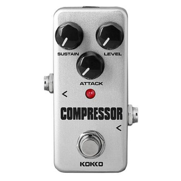 KOKKO FCP2 Compressor Guitar Pedal, Mini Effect Processor Fully Analog Circuit Universal for Guitar and Bass Malaysia