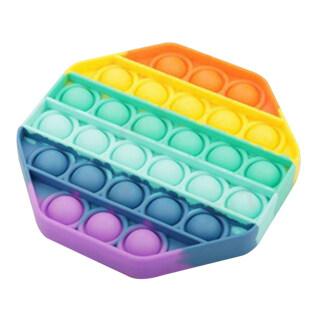 Đồ Chơi Fidget Apple Rainbow Foxmind Đẩy Bật, Đồ Chơi Giải Trí Trò Chơi Trí Tuệ Cảm Giác Bong Bóng Bong Bóng Tiktok Đầy Màu Sắc Cuối Cùng Một Losts Lên Để Giảm Căng Thẳng Cho Lớp Học Của Trẻ thumbnail