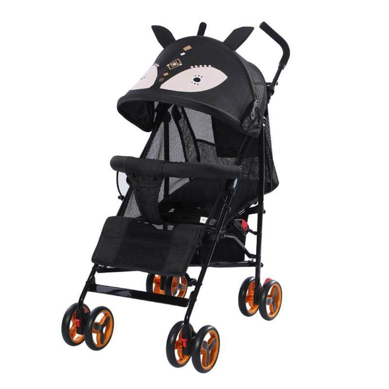 Good Breeze Baby stroller, Petit Lightweight Stroller Compact One-Hand Fold Baby Stroller Singapore