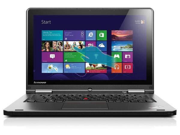 LENOVOTHINKPAD YOGA 20C0 12.5 Laptop TOUCH INTEL CORE I3 4030U (1.90) 4GB 500GB/128GB/ 256GB SSD/HDD Malaysia