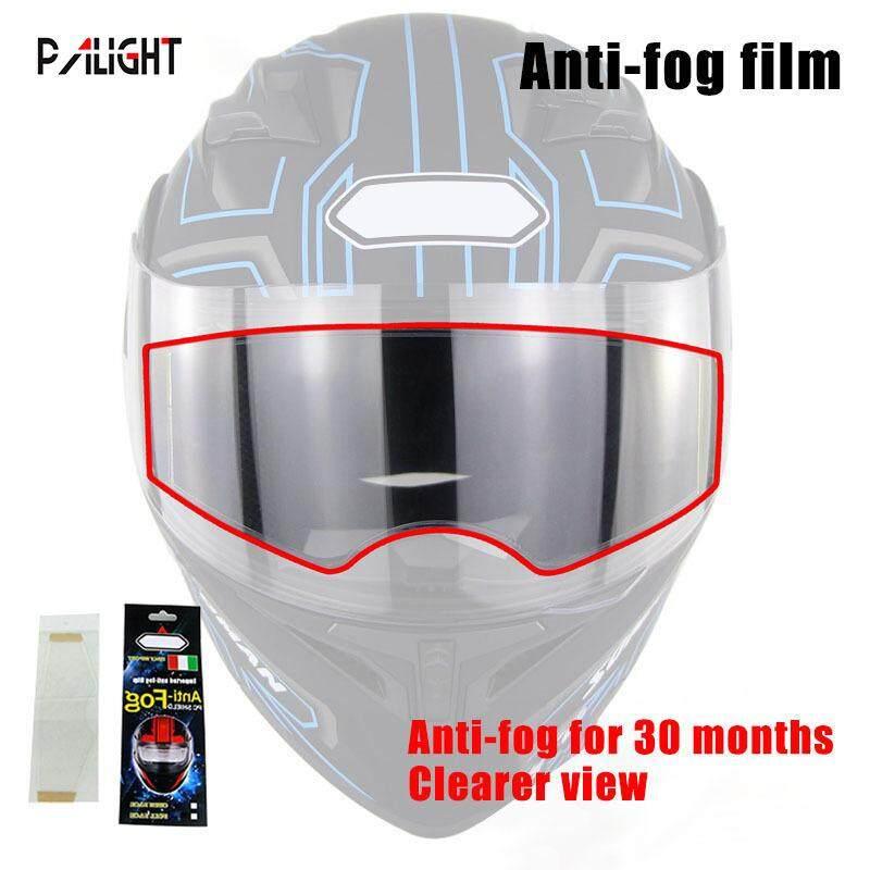 PAlight Anti-fog Films Motorbike Helmet Lens Visor Waterproof Protective Films Stickers