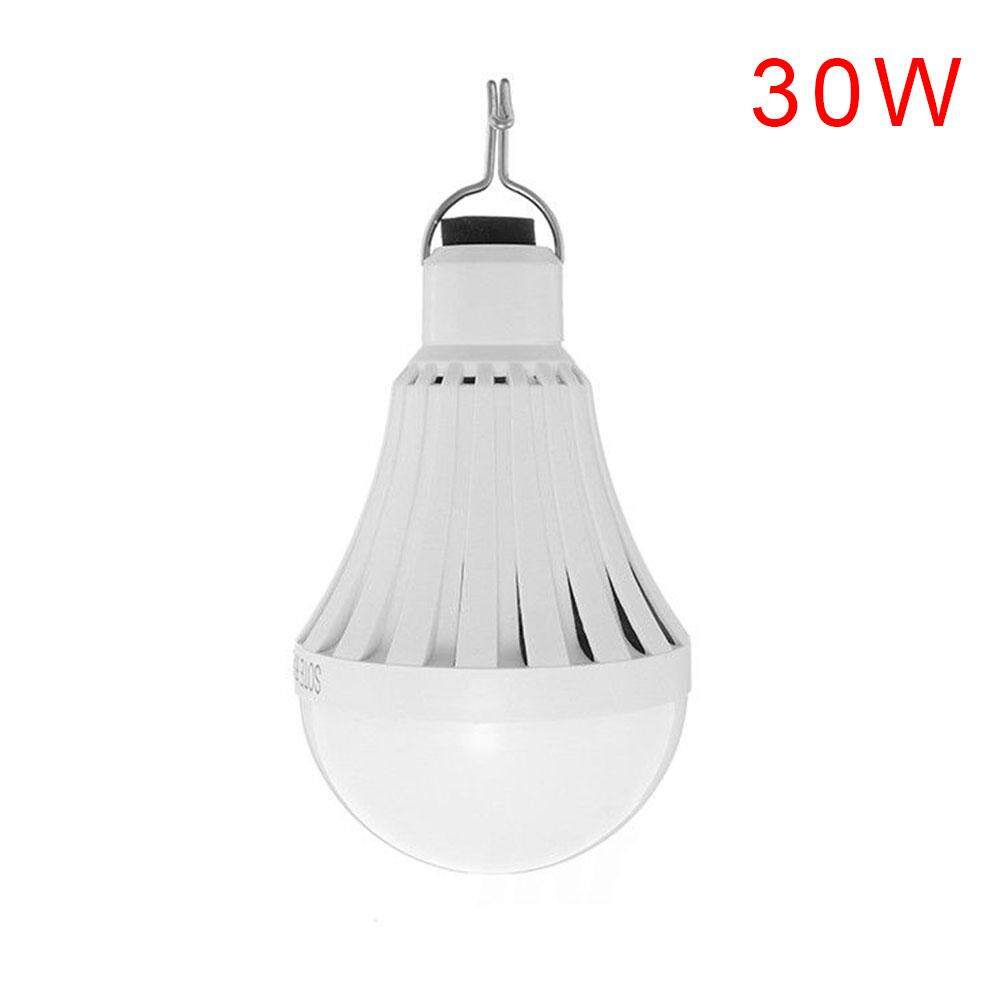 Zada Mall Fashion Tiktok Hot Sale!!!USB Rechargeable Bulb Power Light Portable 12/20/30W Business Yard