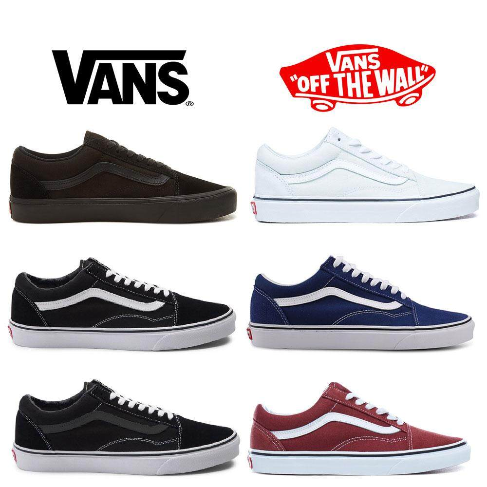finest selection arriving authentic VANS OLD SKOOL MEN WOMEN SHOE SNEAKERS CANVAS KASUT VANS (MALAYSIA ...