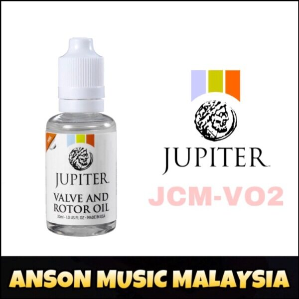 Jupiter JCM-VO2 Premium Synthetic Valve and Rotor Oil Malaysia
