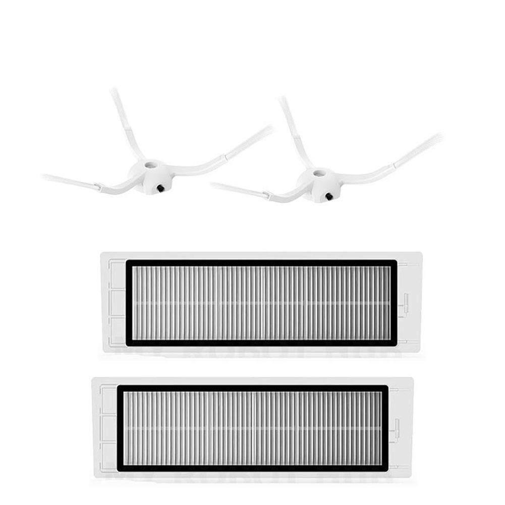 [[Phân vân] Robot Máy Hút Một Phần Dụng Cụ Lọc Bên Bàn Chải dành cho Máy Hút Bụi Xiaomi