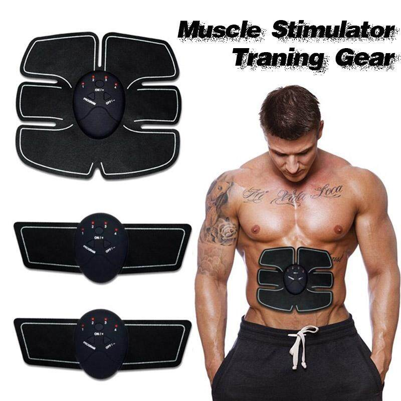 Ems Smart Hips Muscle Trainer Sticker Body Sculpting Massager Stimulator Pad Gym Fitness Buttocks Training Apparatus Save 50-70% Fitness Equipments