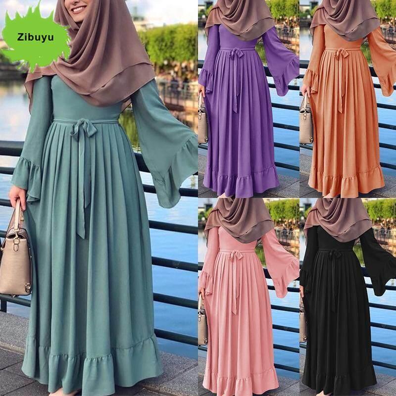 ebc5db2b9217a High Quality New Fashion Stylish Muslim Dress Turkey Dress Muslim Wear for  Girl Muslim Islamic Clothing