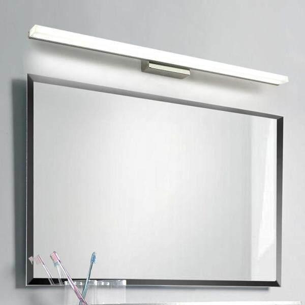 QUKAU Waterproof and anti fog 9w 40cm bathroom lighting mirror lamp wall lamp simple modern mirror headlamp LED lamps