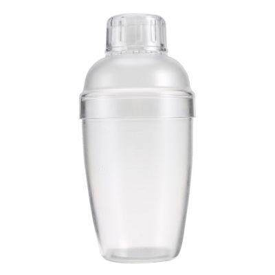 Professional Cocktail Shaker Mixer Barware 300ml / 500ml (newbies Zone) By Gadjetshop & Services.
