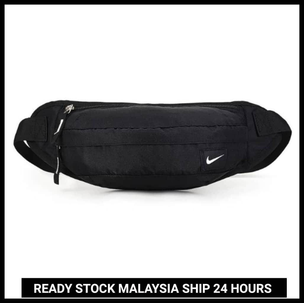 NIKE Waist Bag Pouch Bag Cross Body Bag Sling Bag Man Chest Bag & Shoulder Bag image on snachetto.com
