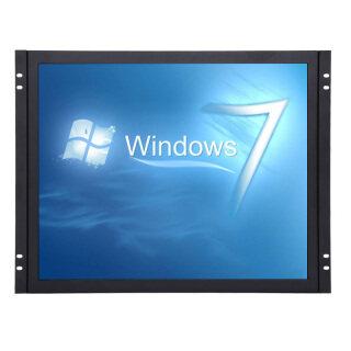 Màn Hình Bảo Mật 175 Âm Thanh Màn Hình 15 Inch HD AV BNV Vỏ Kim Loại Nhạy Cao USB VGA Điều Khiển Từ Xa Có Giá Treo Tường thumbnail