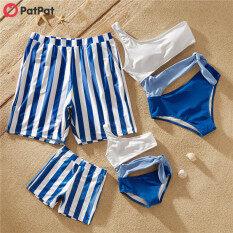 PatPat Bộ đồ bơi tông xẹt tông hợp thời trang cho cả gia đình – INTL