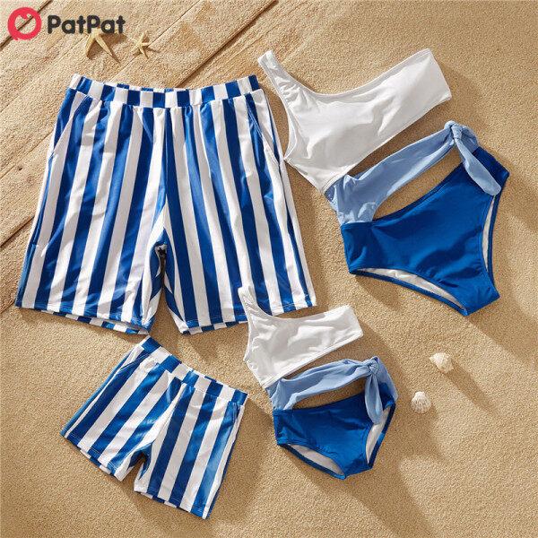 Nơi bán PatPat Bộ đồ bơi tông xẹt tông hợp thời trang cho cả gia đình - INTL
