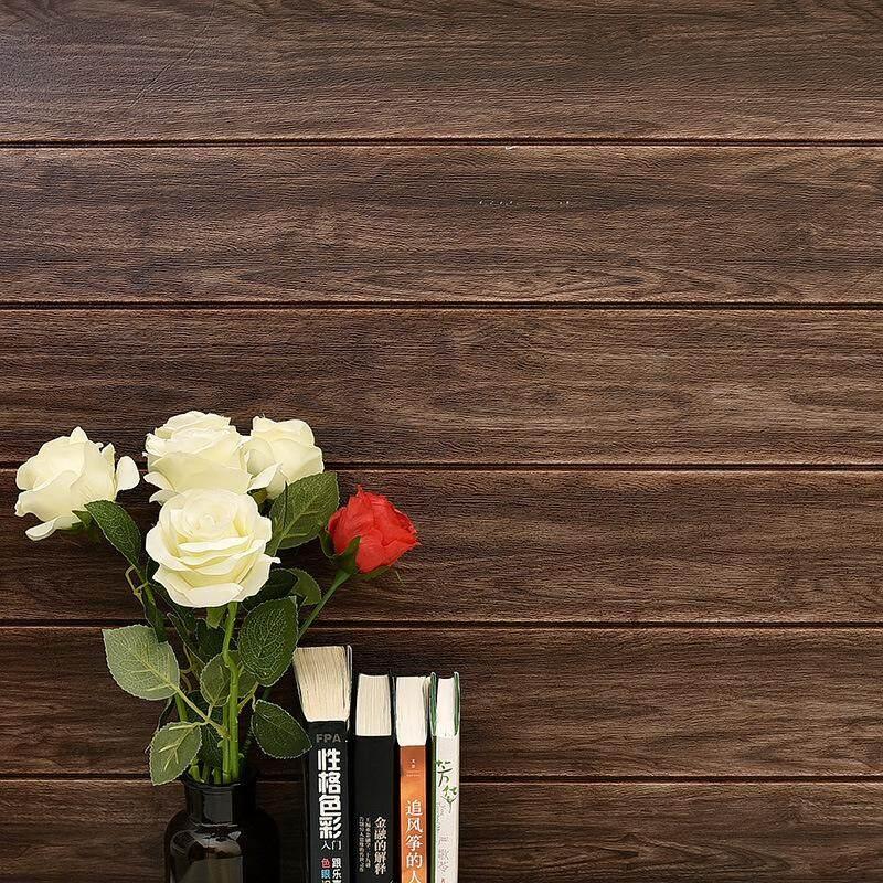 6pcs/set 90x70cm PE Foam Brick 3D Wall Stickers Safety Home Decor Wallpaper DIY Wall Decor Living Room Kids Bedroom