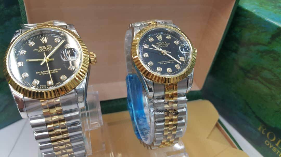ROLE X DATE JUST COUPLE WATCH Malaysia