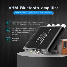 Thiết Bị Khuếch Đại Công Suất Kĩ Thuật Số HIFI Bluetooth 5.0 TPA3116D2, Bộ Khuếch Đại Loa Siêu Trầm Class D Âm Thanh Công Suất Âm Thanh Nổi 2.1 Kênh 2*50W + 100W