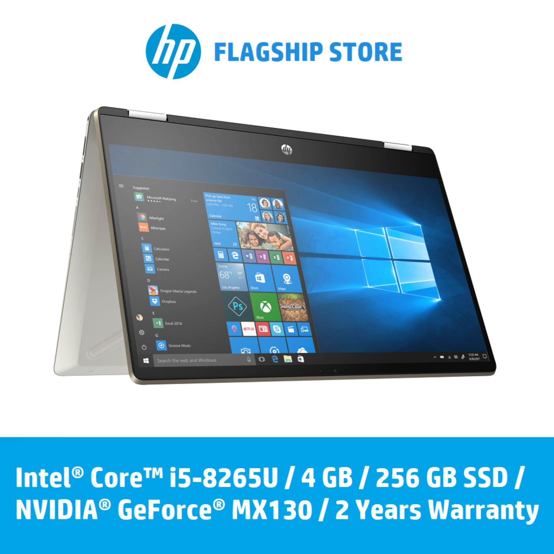 HP Pavilion x360 14-dh0041tx Laptop [FREE Delivery & Backpack] Malaysia