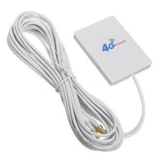 Bộ khuếch đại phát wifi 4G 3G LTE với ăng ten ngoài 28dBi, dây cáp 2m, cho Huawei, giá tốt thumbnail