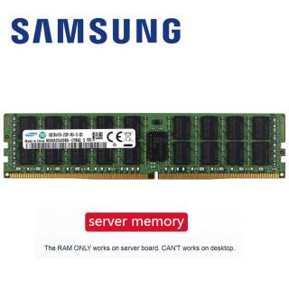 Bộ Nhớ Máy Chủ Samsung ECC REG, RAM PC2-6400U DDR2 2GB 2R8 thumbnail