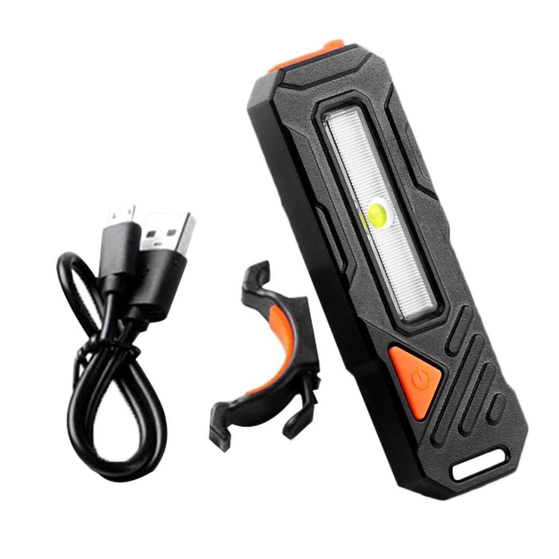 CELE USB Gắn Xe Đạp Đèn Hậu Sau Chạy An Toàn Ánh Sáng LED An Toàn Cho Xe Đạp Phía Sau Đèn Nhật Bản