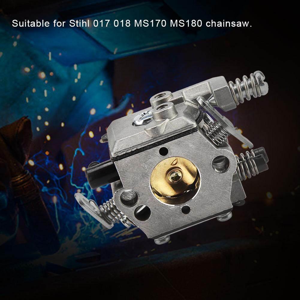 Koil Pengapian Karburator Set Karburator Untuk Stihl 017 018 Ms170 Ms180 Gergaji Mesin