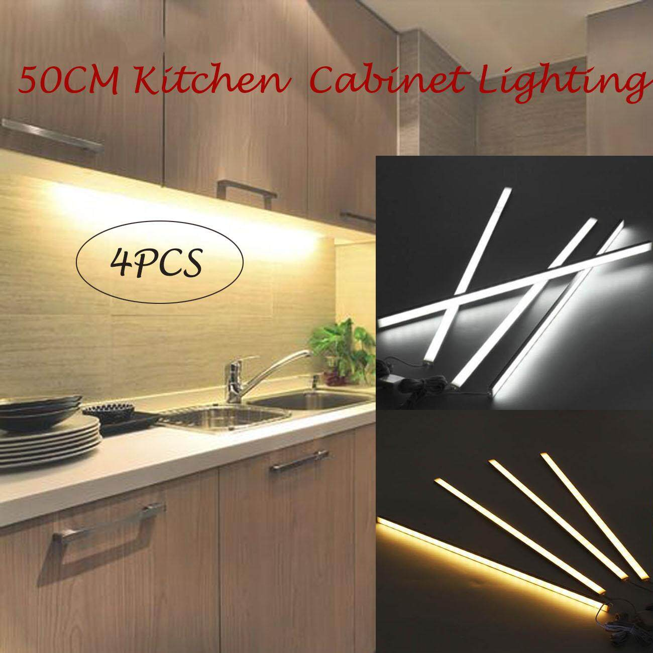4pcs 50cm Kitchen Under Cabinet Counter