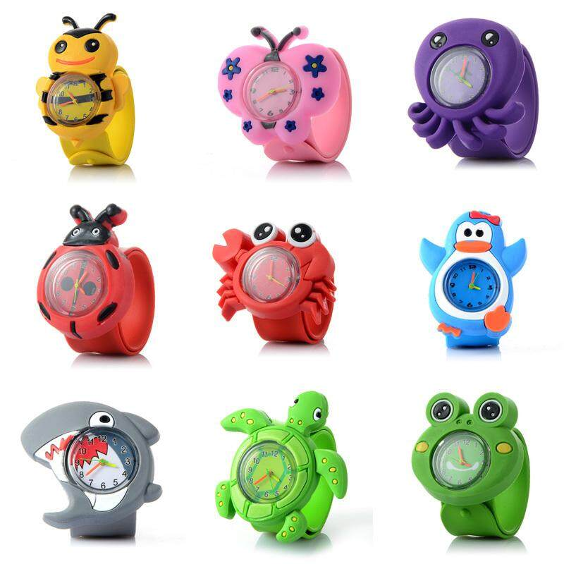 [YP-LINglingsi2156]Buy 3 Free Shipping Fashion animal childrens watch cute Malaysia