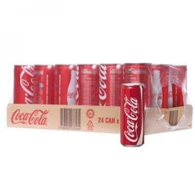 Coca Cola (24 X 320ml) By I Borong Mart (m) Sdn Bhd.